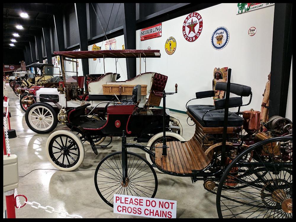 The Tupelo Automobile Museum, Tupelo, Mississippi.