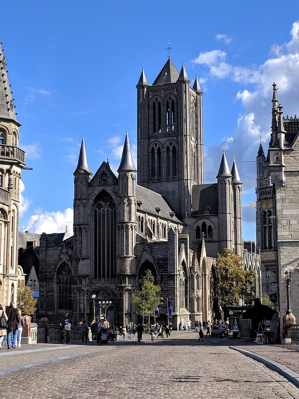 Church of Saint Nicholas, Ghent.