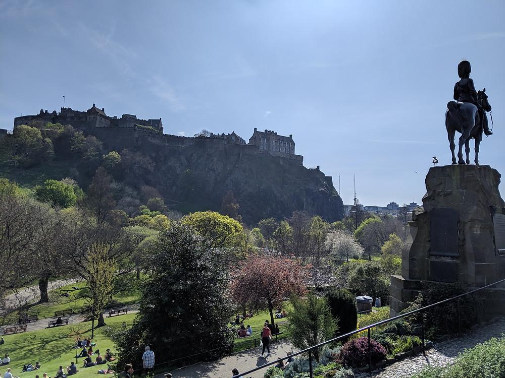The Tailor-Made Top Ten Castles to Visit Near Edinburgh, Edinburgh Castle