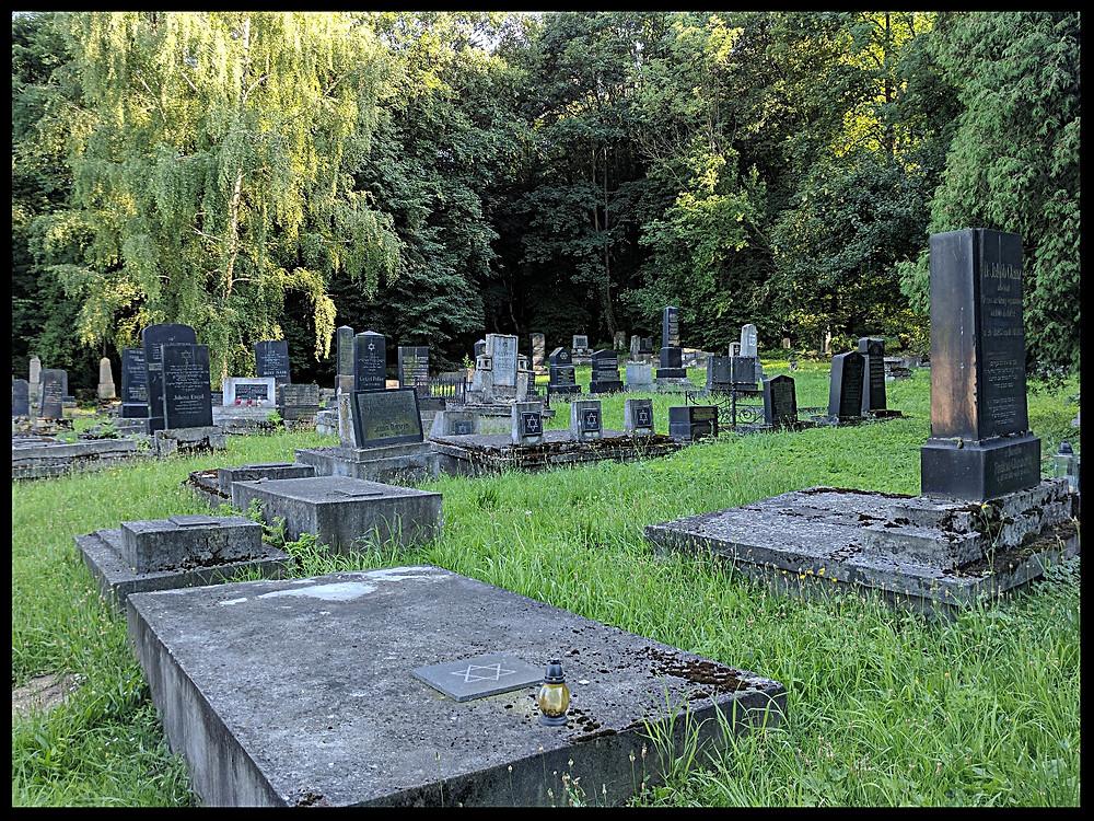 The Jewish Cemetery, Przemyśl, Poland
