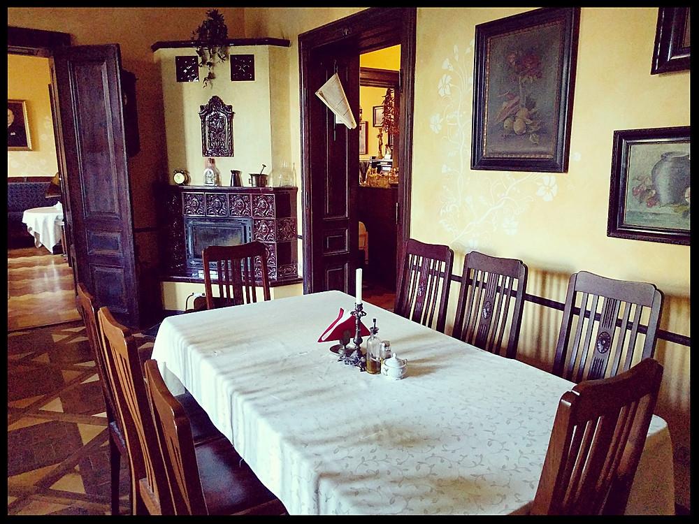 Restaurant CK Monarchy, Przemyśl, Poland
