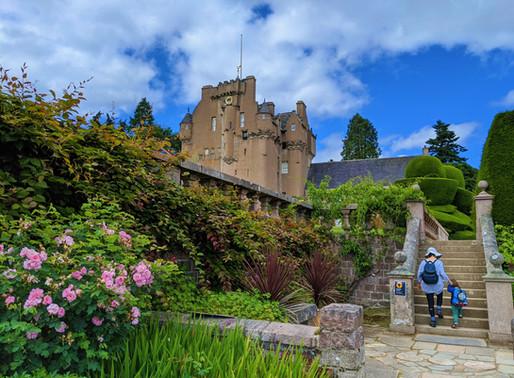 Discover Your Backyard – Aberdeenshire's Castle Gardens