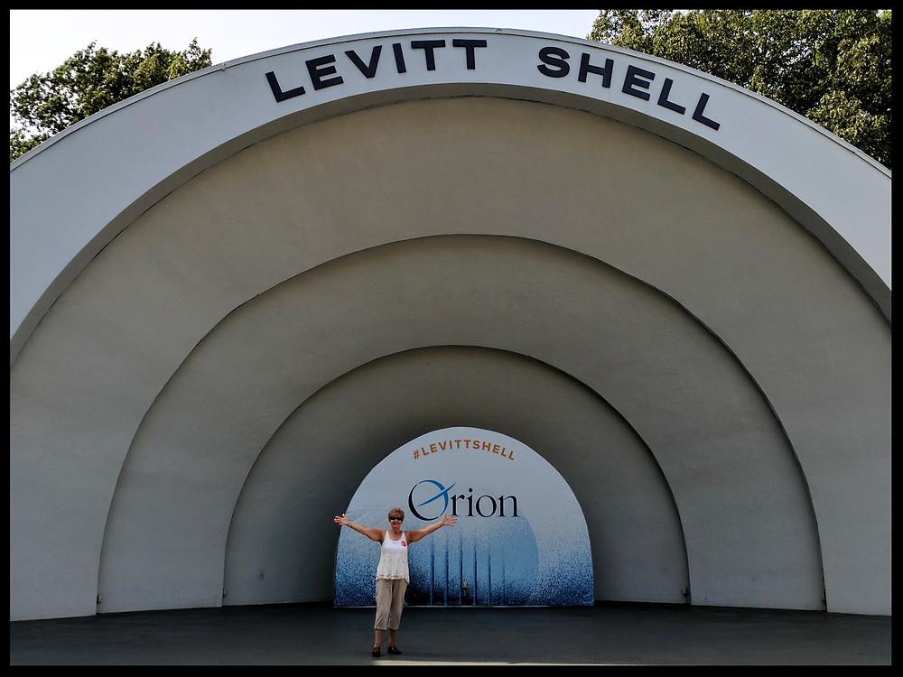 The Levitt Shell