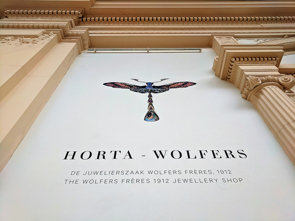 Horta Wolfers Exhibition, The Art and History Museum, Brussels