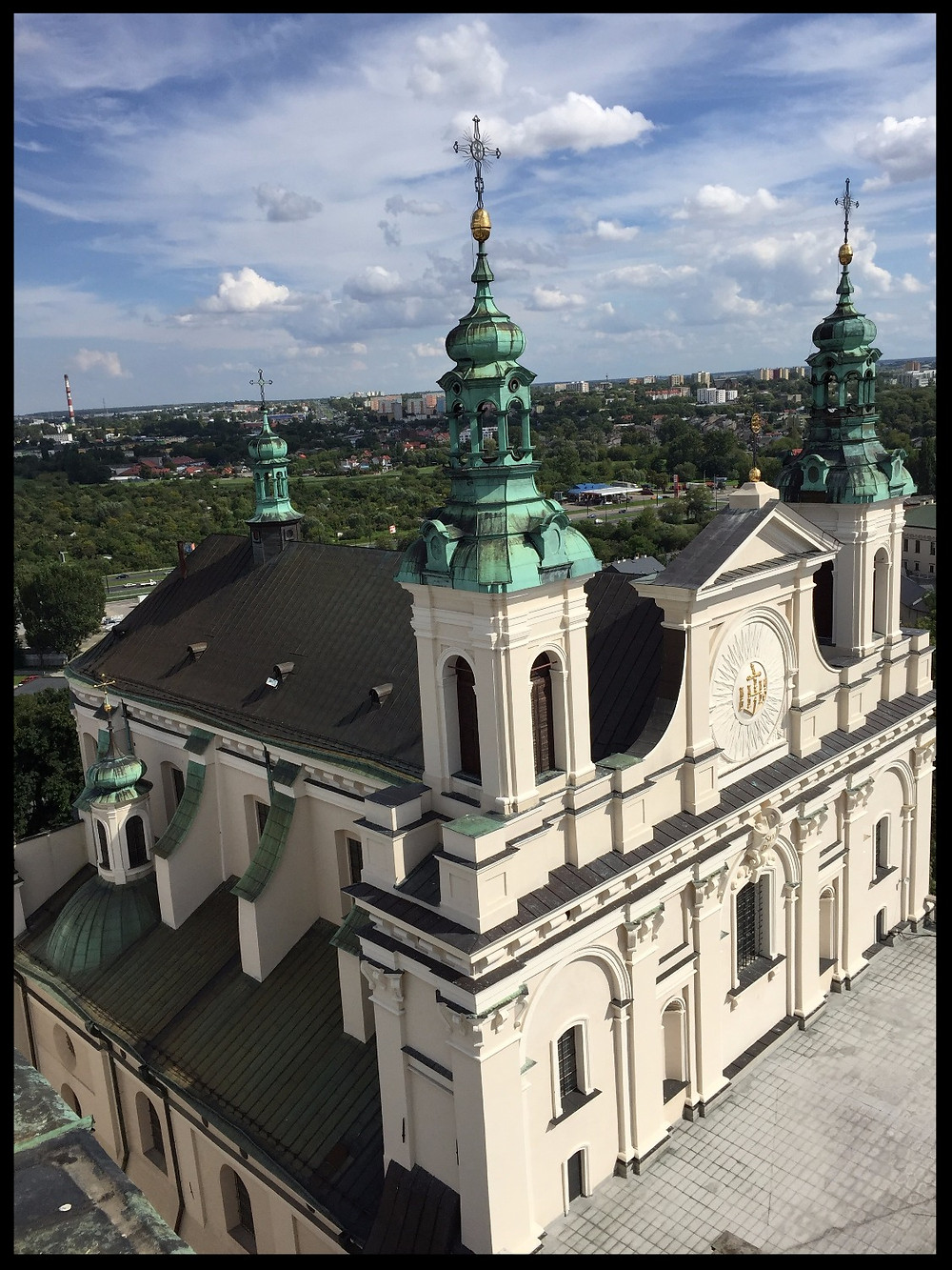 Metropolitan Cathedral of St. John the Baptist and John the Evangelist, Lublin, Poland