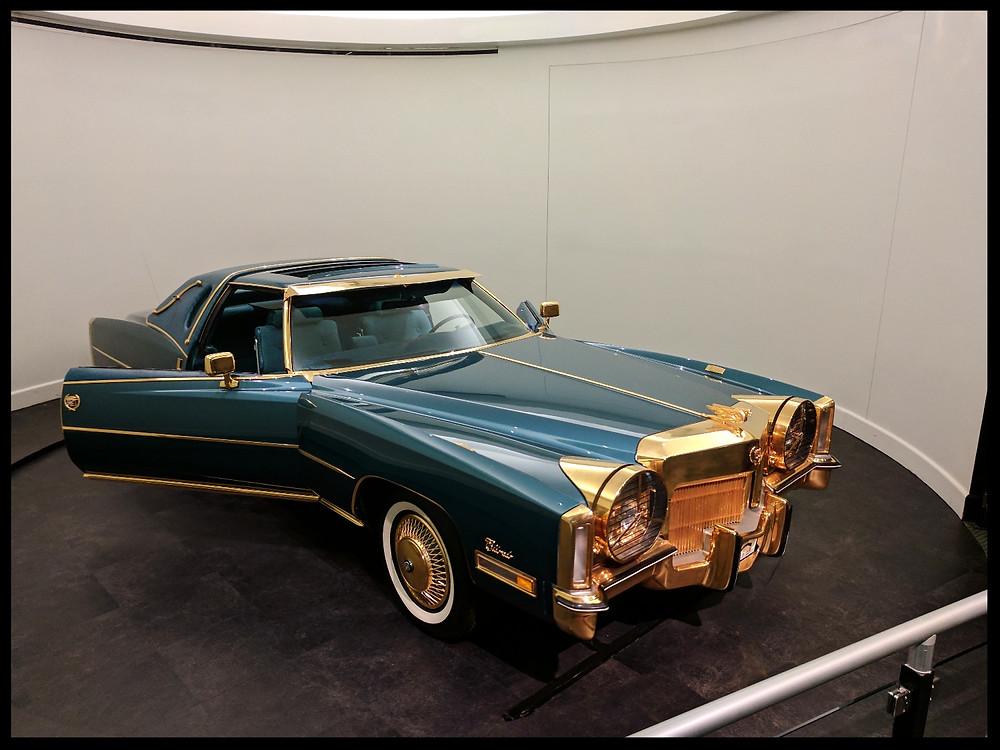 Isaac Hayes' 1972 Cadillac El Dorado