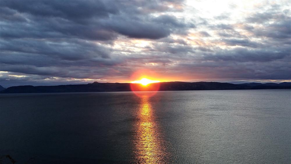 View from Applecross, Scotland