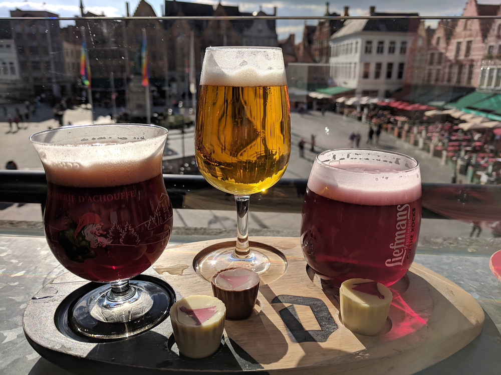 The Duvelorium Grand Beer Cafe, Bruges
