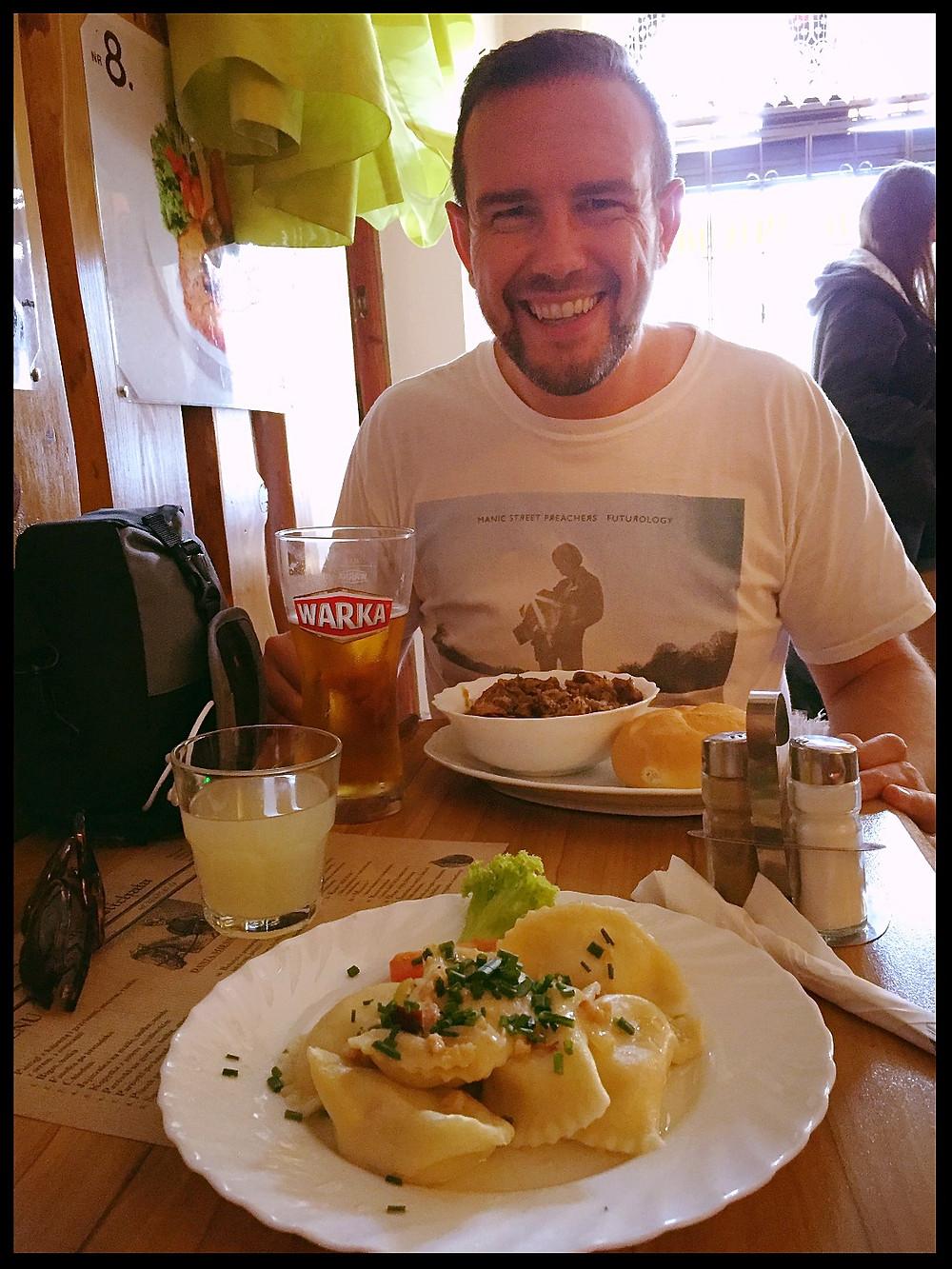 Polish Cuisine Includes Bigos & Pierogi Dishes