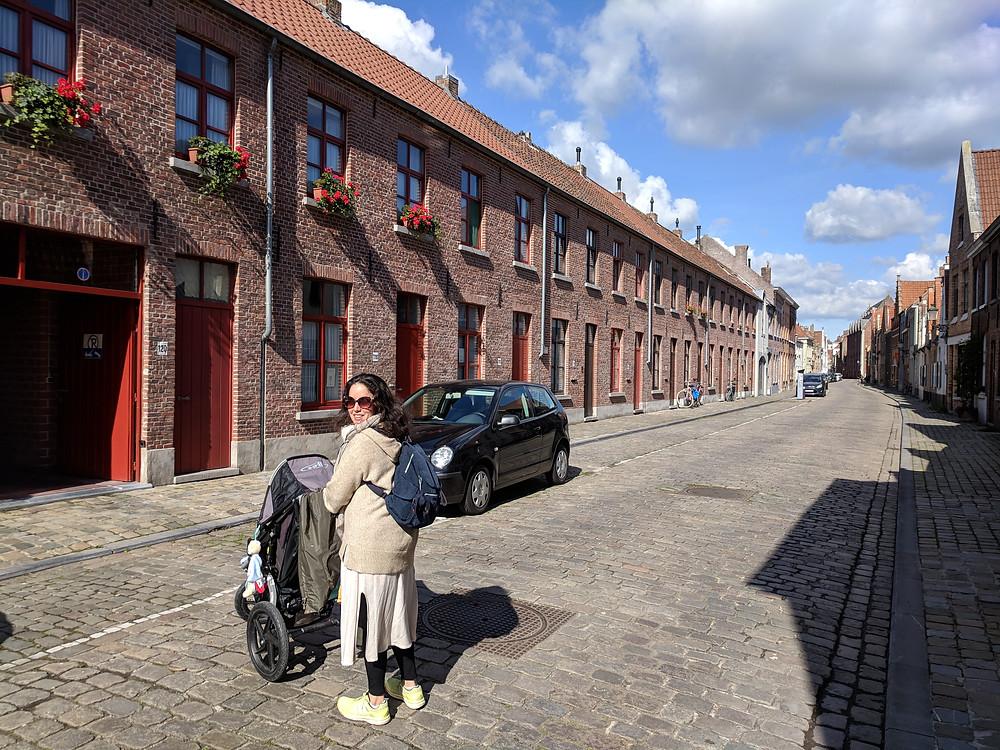 Westmeers, Bruges