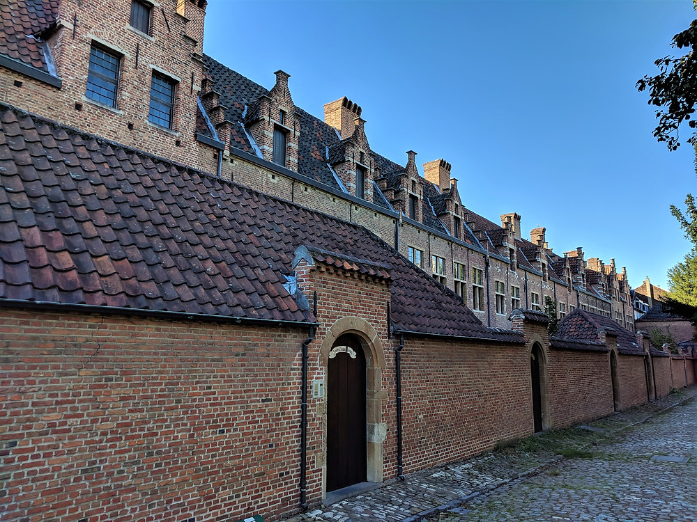 The Beguinage, Antwerp