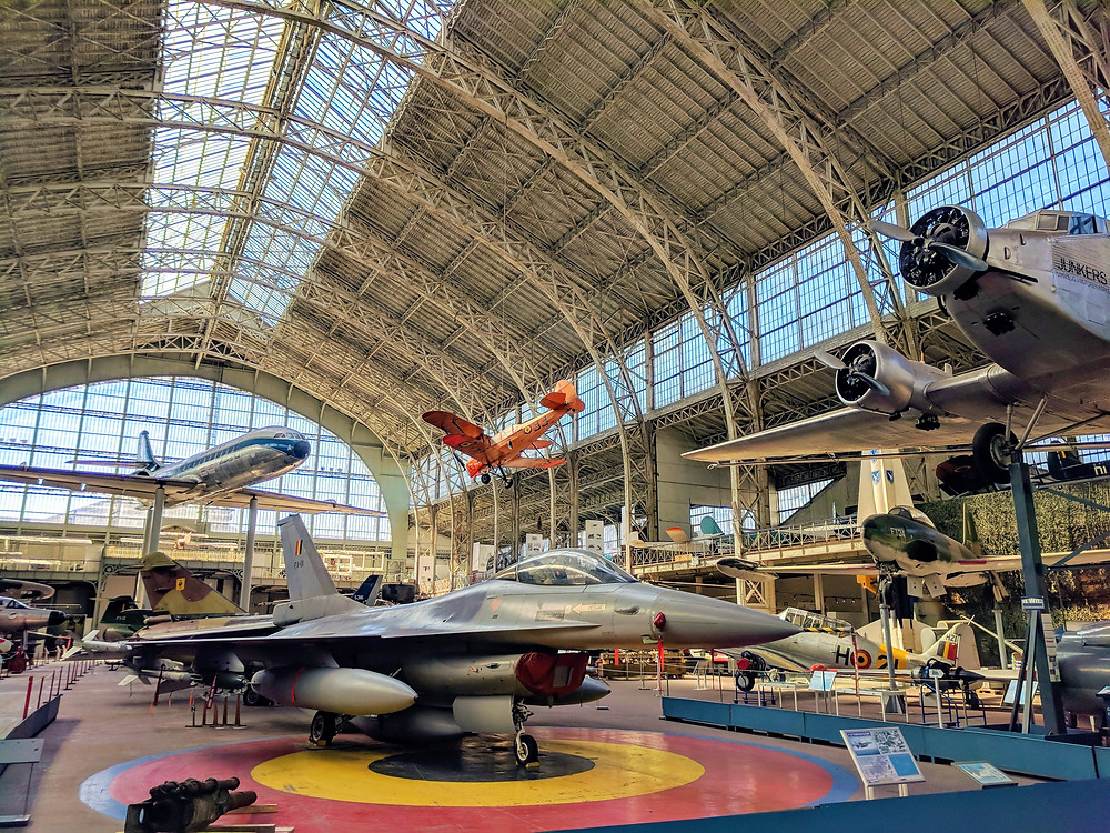 The Royal Museum of the Armed Forces and of Military History, Brussels