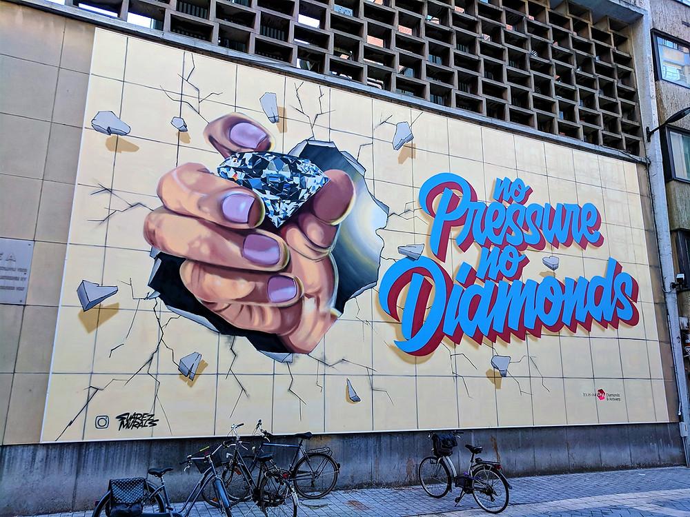 The Diamond District, Antwerp