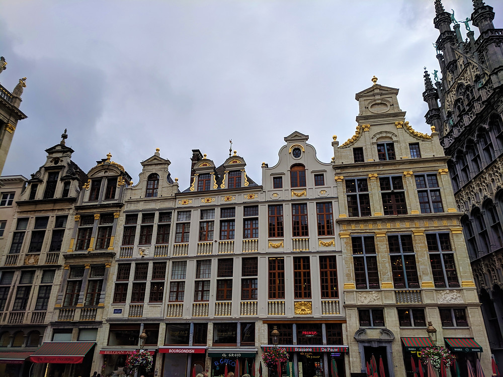 The Grand-Place, Brussels