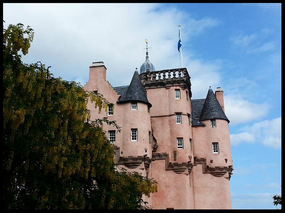 Craigievar Castle, Scotland.