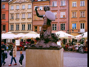 Old Town Warsaw: Take a Look at the Old and You Will Find Something New