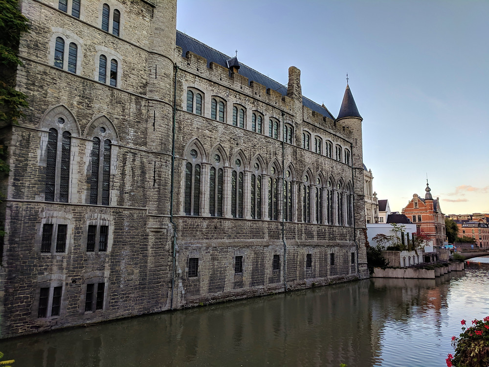The Castle of Gerald the Devil, Ghent.