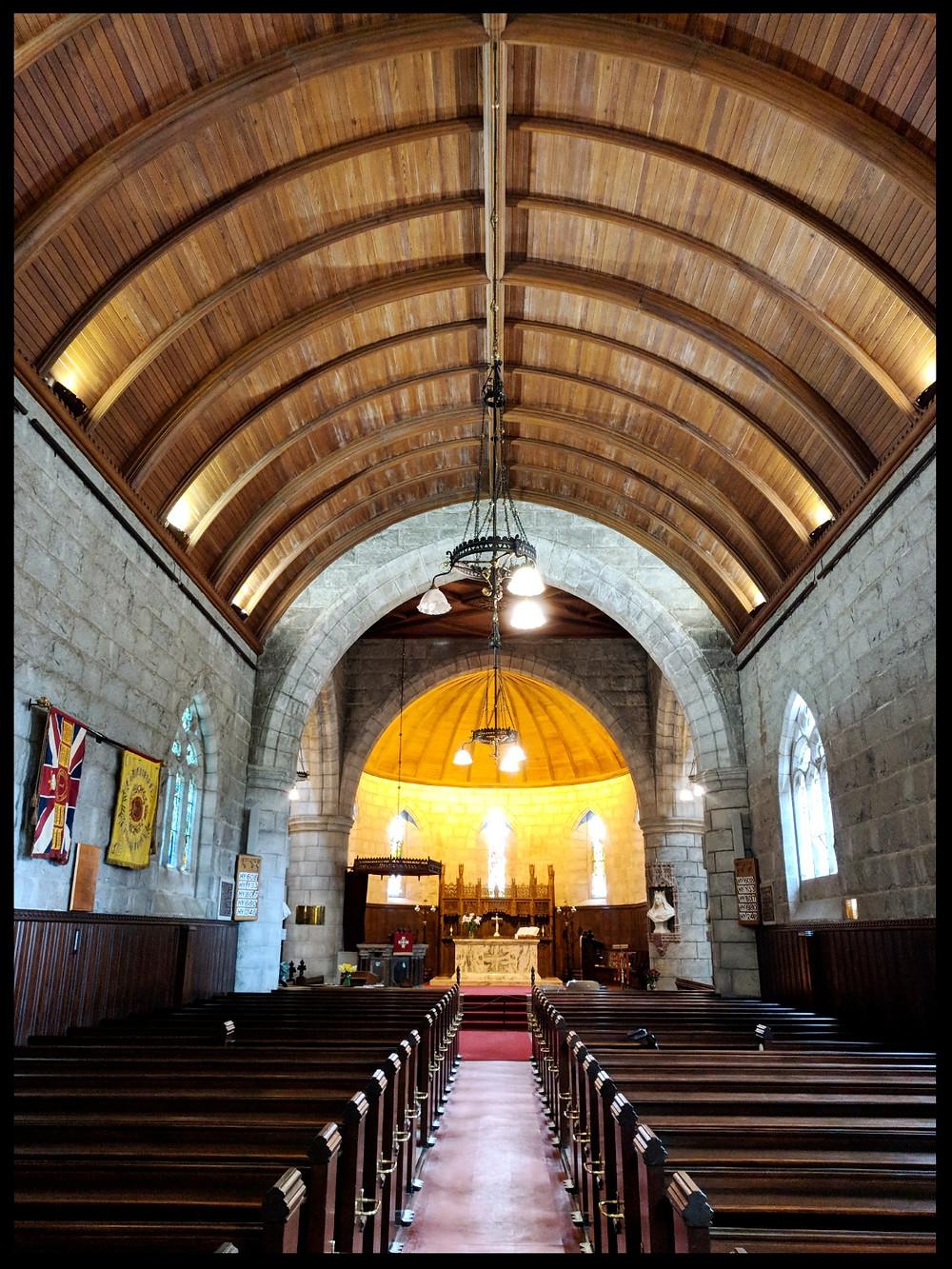 Crathie Church, Scotland
