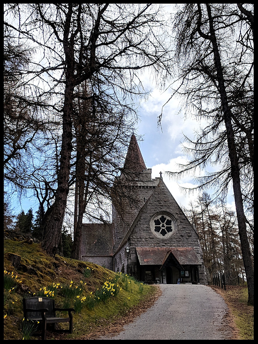 Crathie Church, Scotland