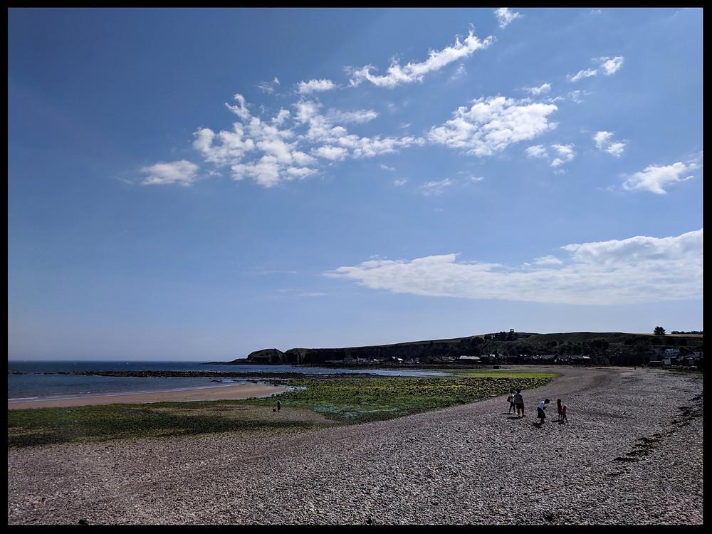 Stonehaven Beach Promenade
