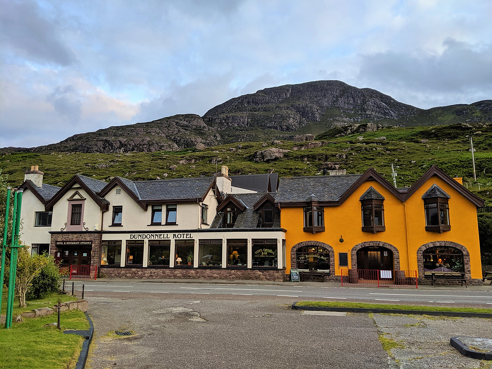 The Dundonnel Hotel