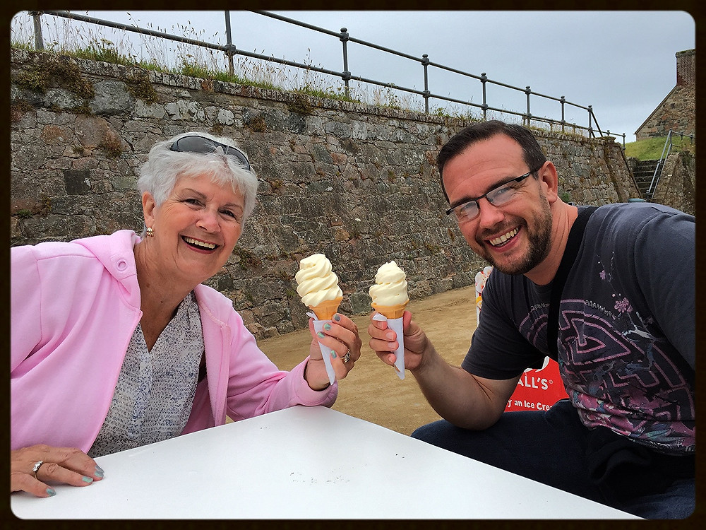 Experiencing the Real Jersey Ice Cream