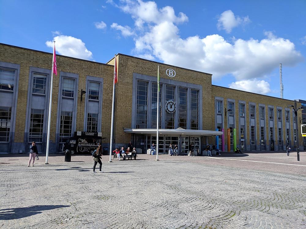 Bruges Railway Station