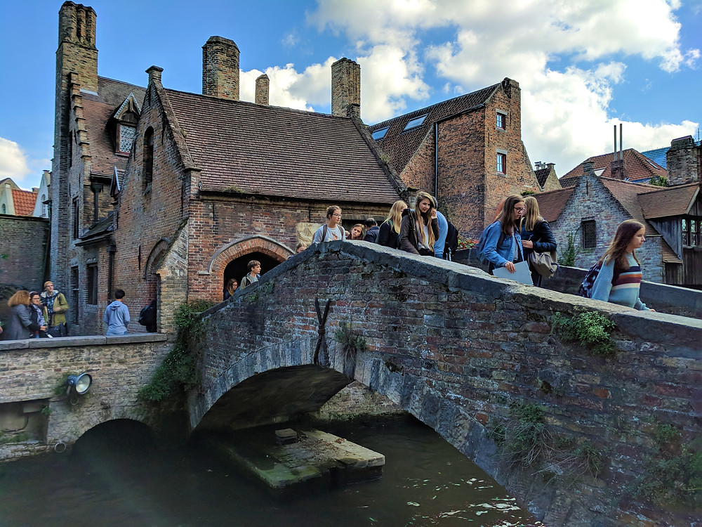 St Bonifacius Bridge, Bruges