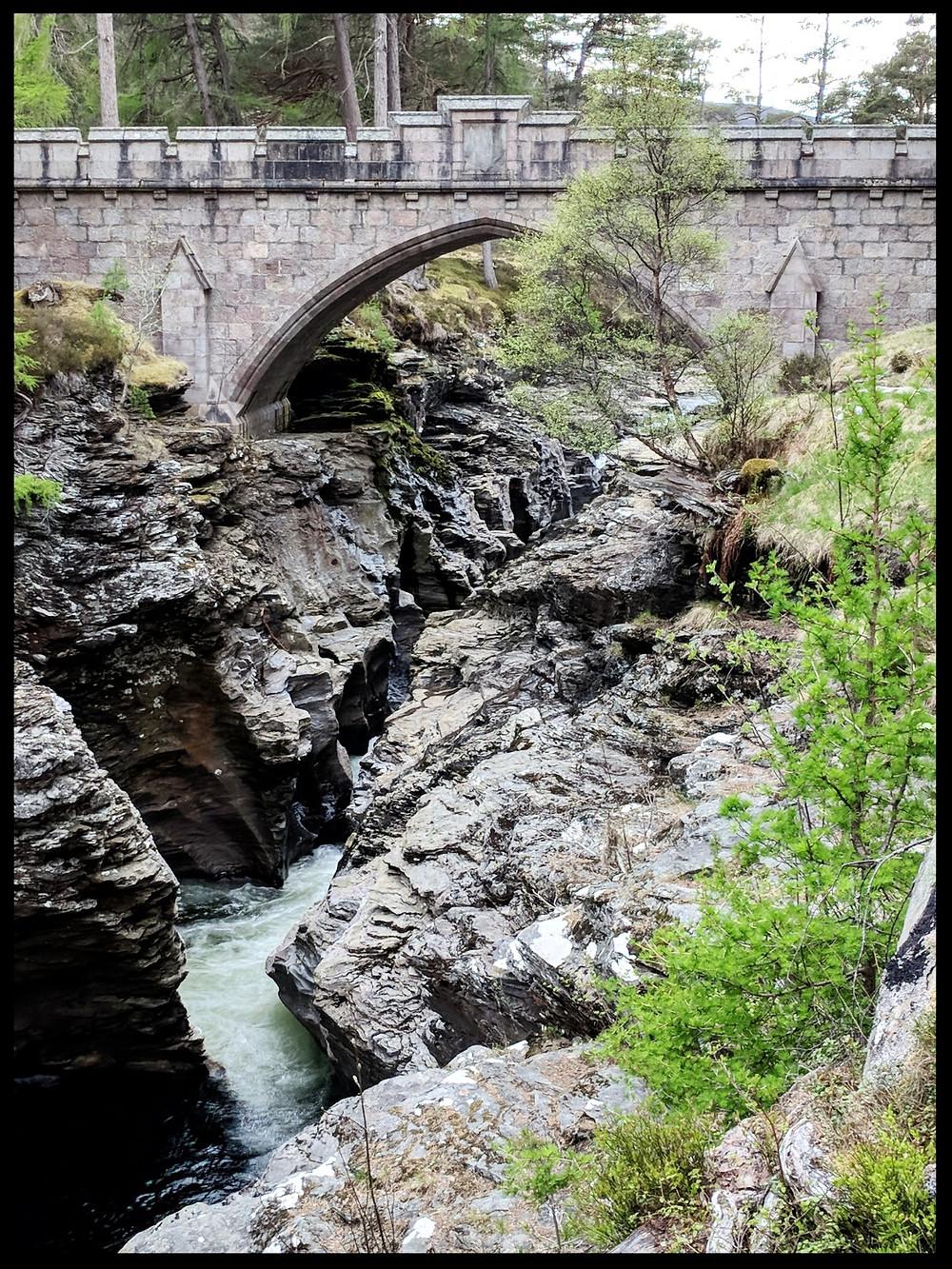 The Linn O' Dee, Scotland