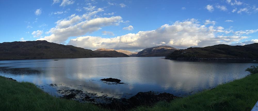 Loch Glendhu, Kylesku