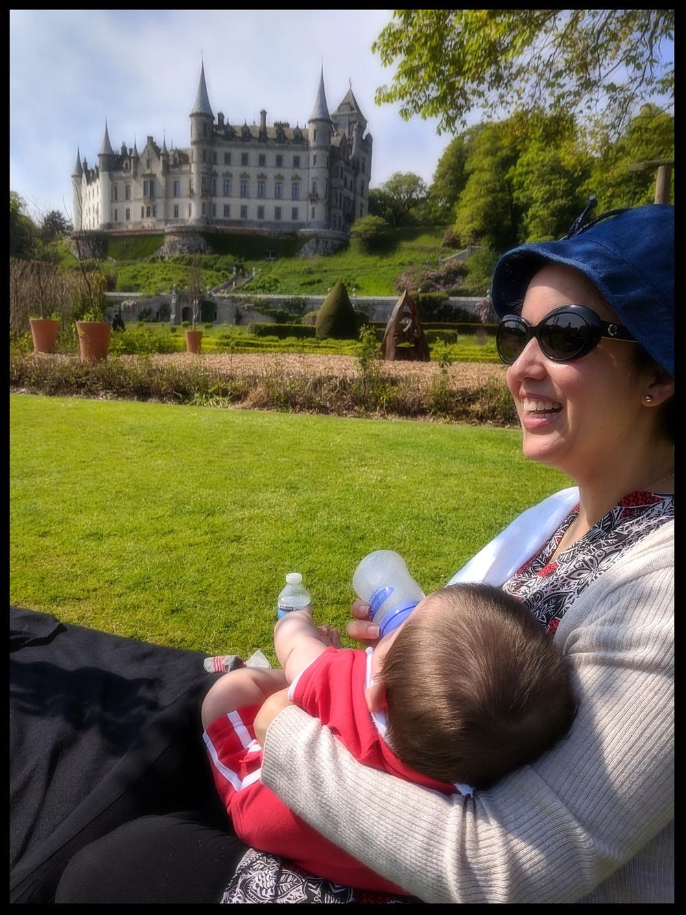 Dunrobin Castle Gardens & Grounds