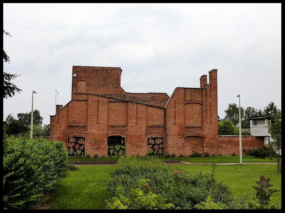 Radogoszcz prison, Łódź, Poland.