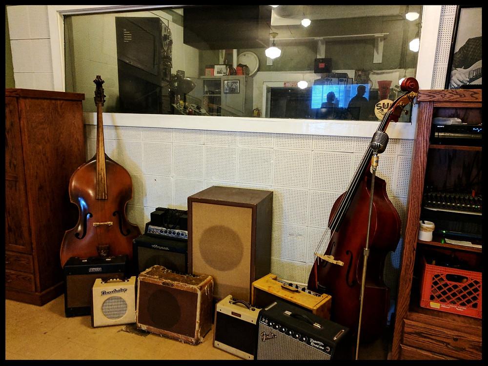 Sun Studio, Recording Studio