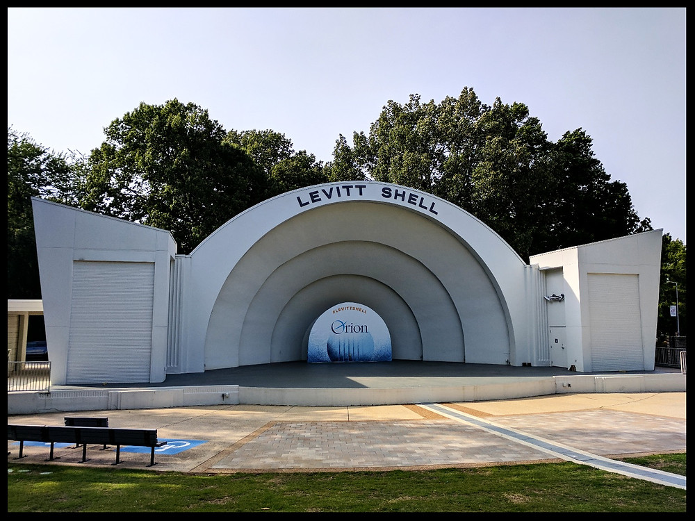 The Levitt Shell