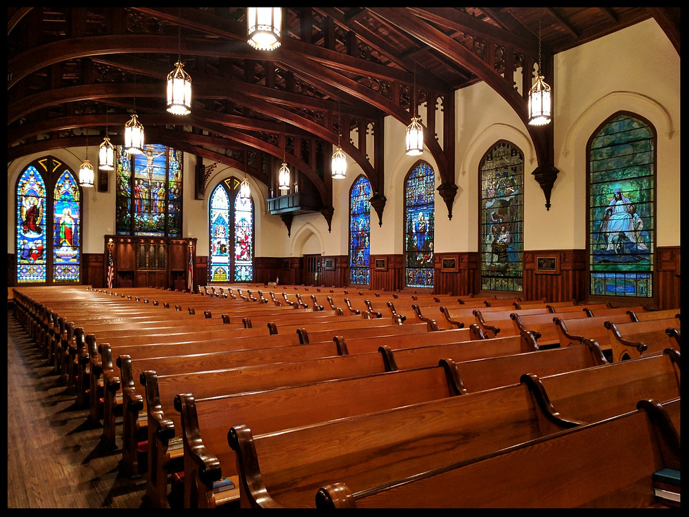 Christ Church Cathedral, Houston