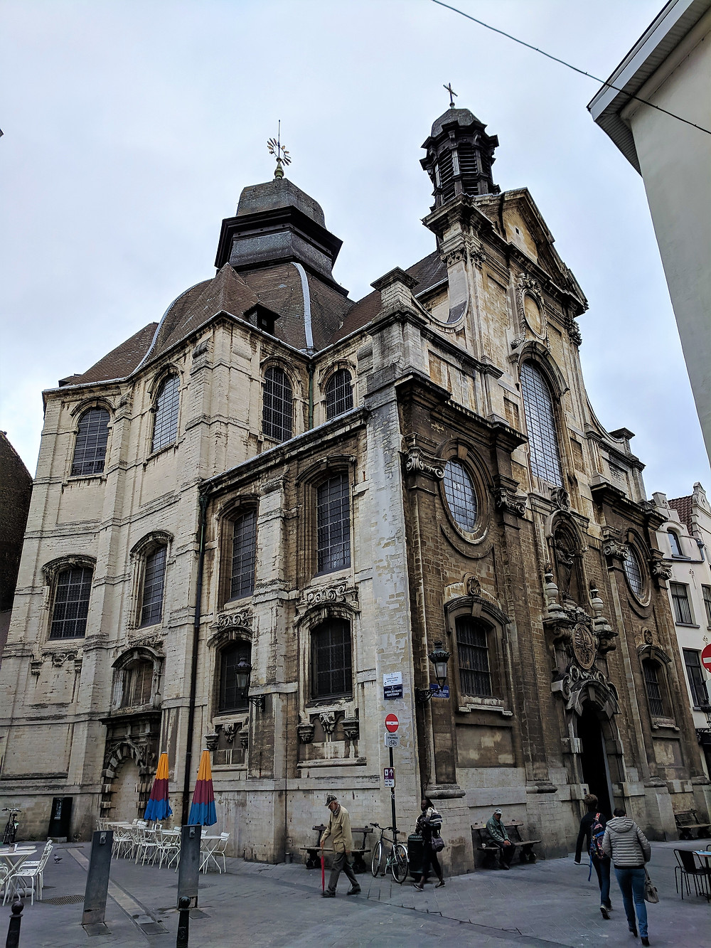 Church of Our Lady of Good Help, Brussels