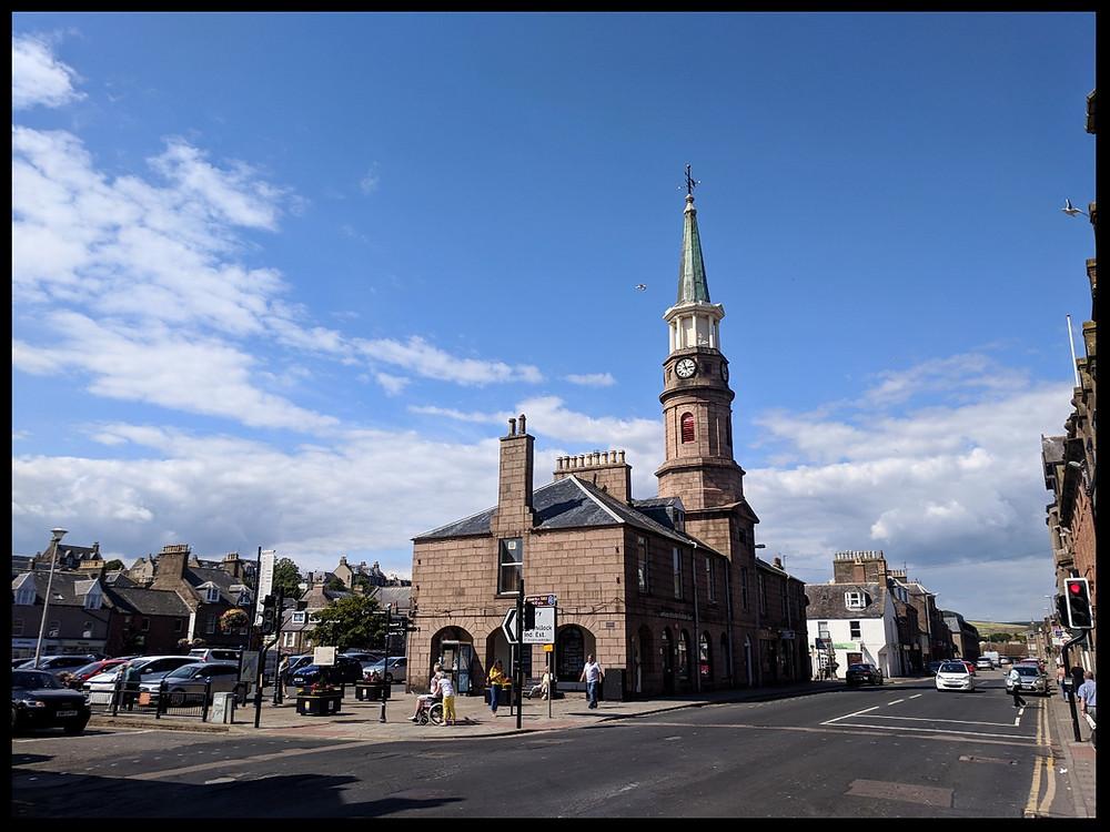 Stonehaven's Market Square