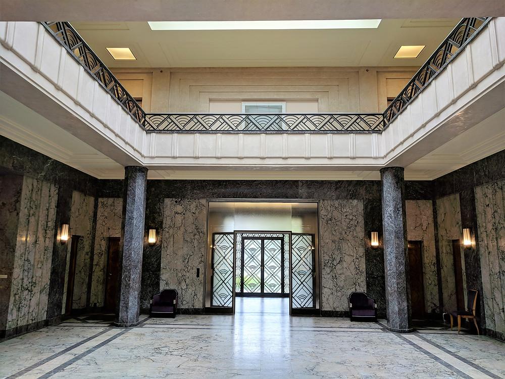 Villa Empain, Brussels