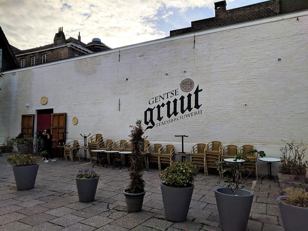 Gentse Gruut Stadsbrouwerij, Ghent.