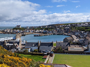Discover Your Backyard – The Picturesque Fishing Communities of Moray, Scotland