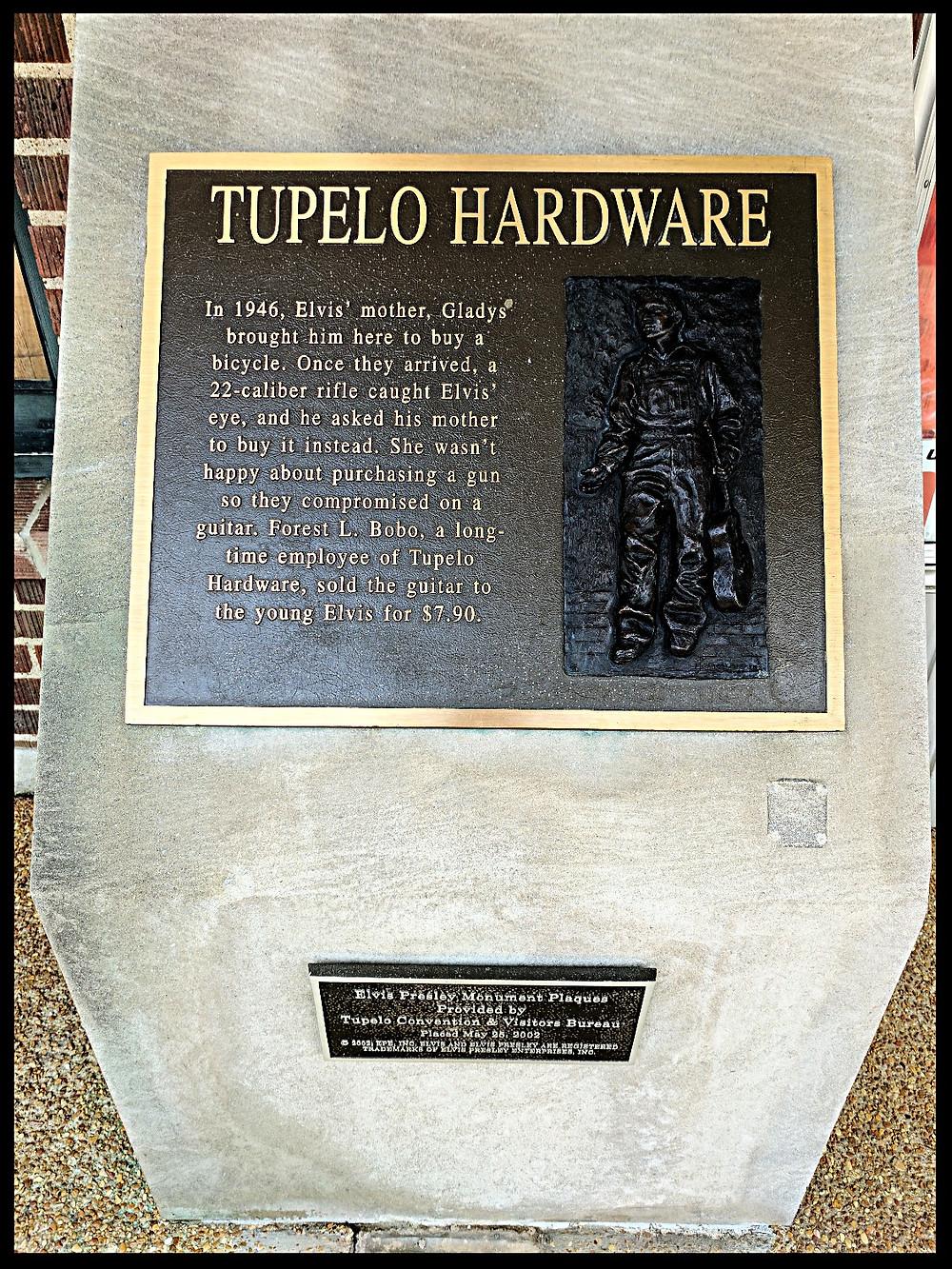 Tupelo Hardware, Tupelo, Mississippi.