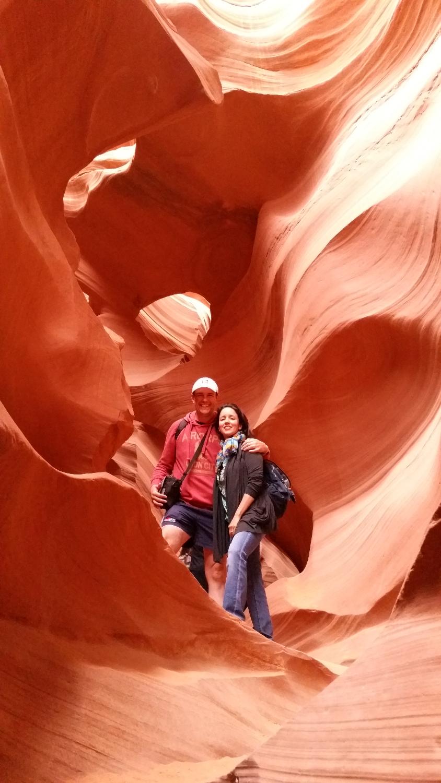 Antellope Canyon