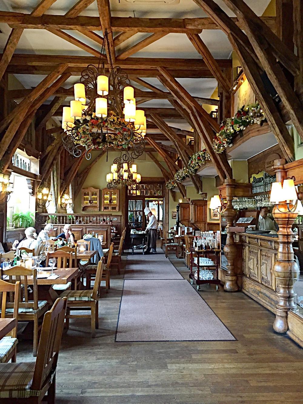 Restauracja Stary Dom in Warsaw, Poland