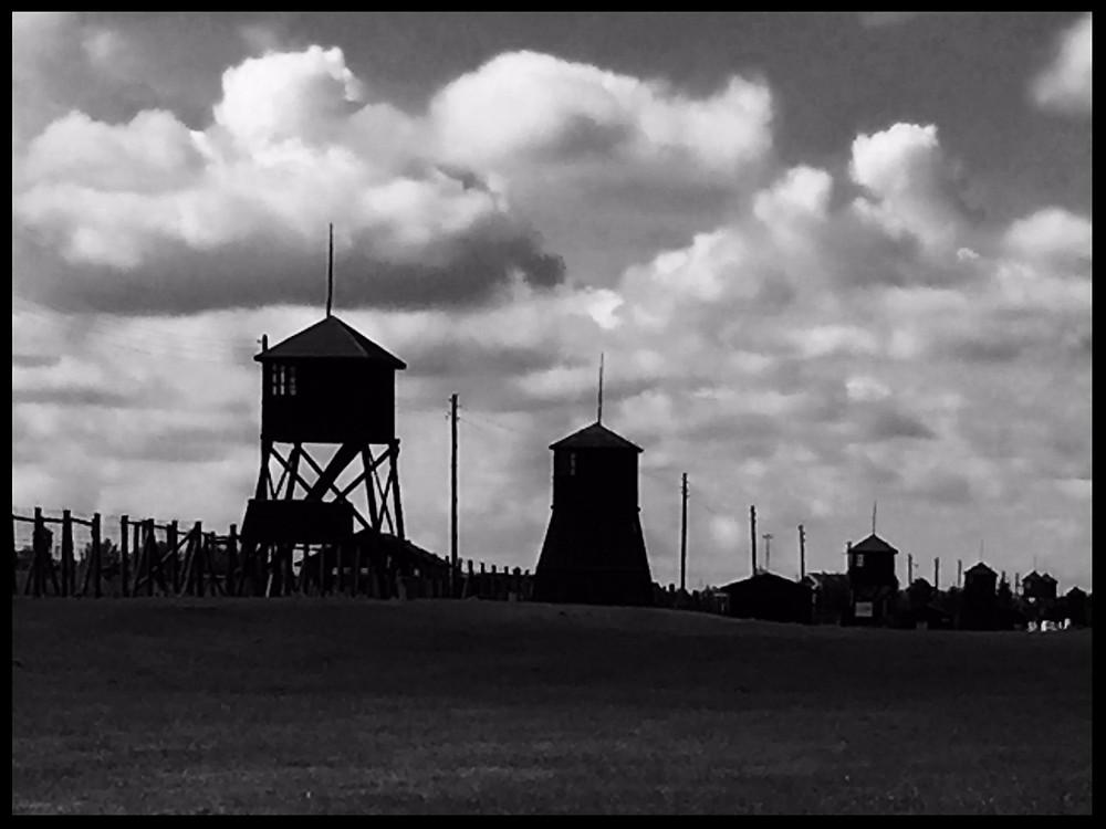 Memorial Museum of Majdanek, Lublin, Poland