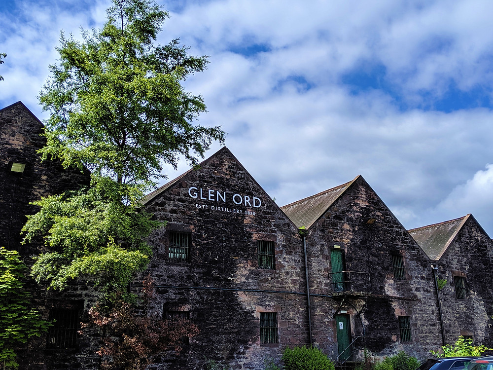 Glen Ord Distillery, Scotland