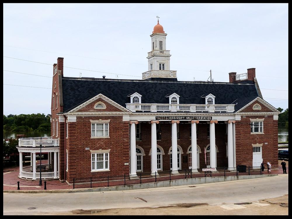 The Old Depot Museum, Vicksburg, Mississippi.