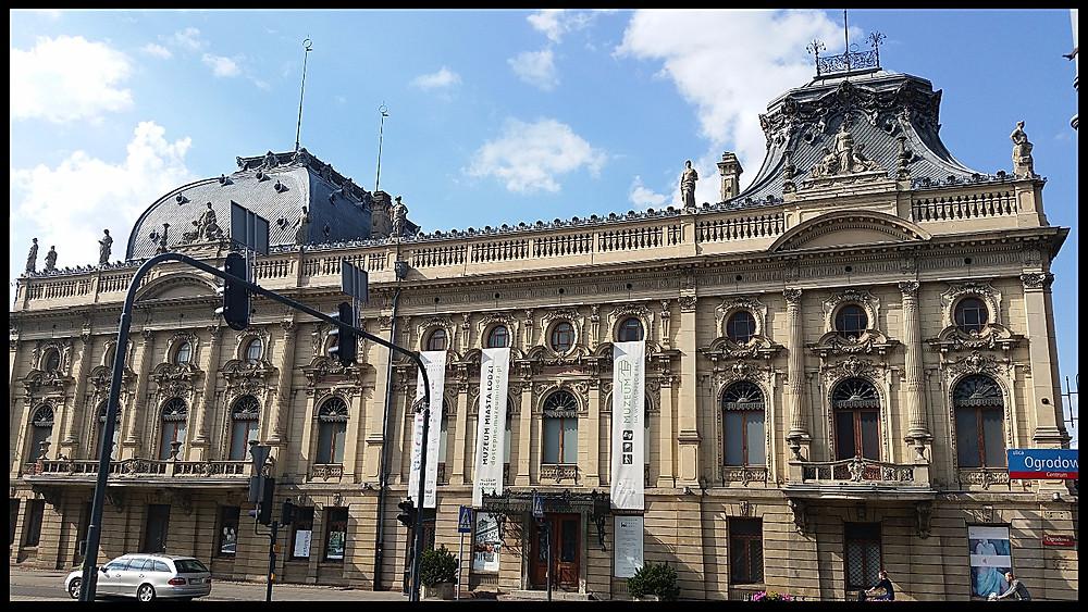 Museum of the City of Łódź, Poland.