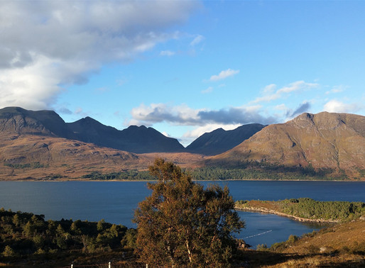 Adventures AlongtheNC500 and Beyond – Loch Maree to Loch Carron