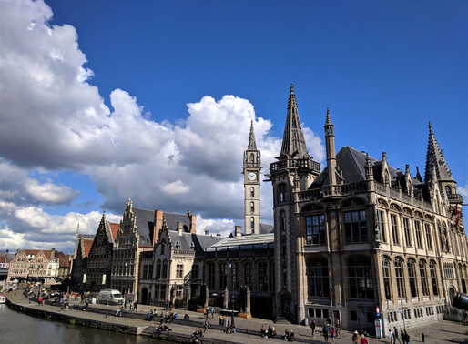 How to See Ghent on a Budget