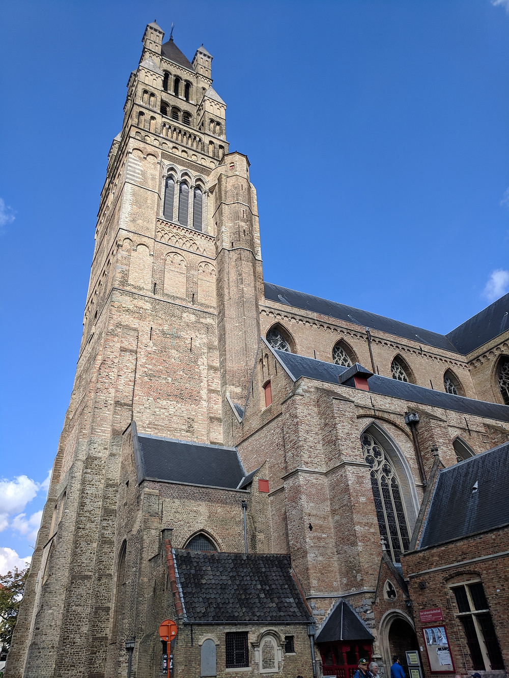 The Holy Saviour Cathedral, Bruges